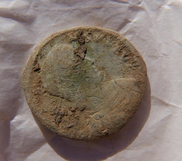 Roman Coin Swandro